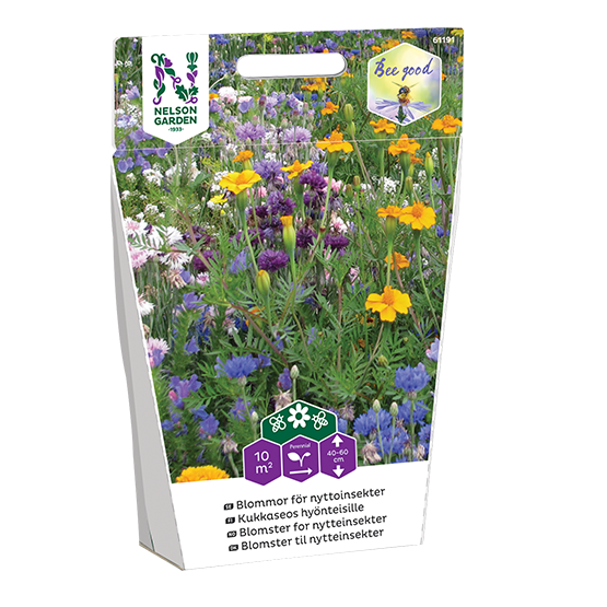 Blomfrö 'Blommor för nyttoinsekter