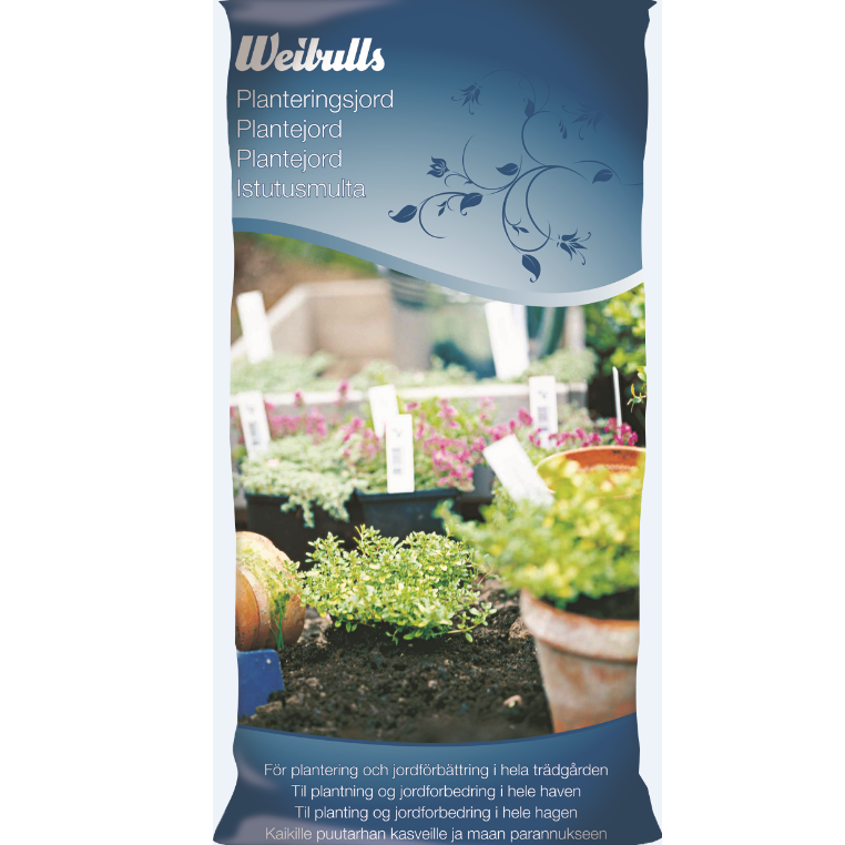 Weibulls Planteringsjord 40l- 51st