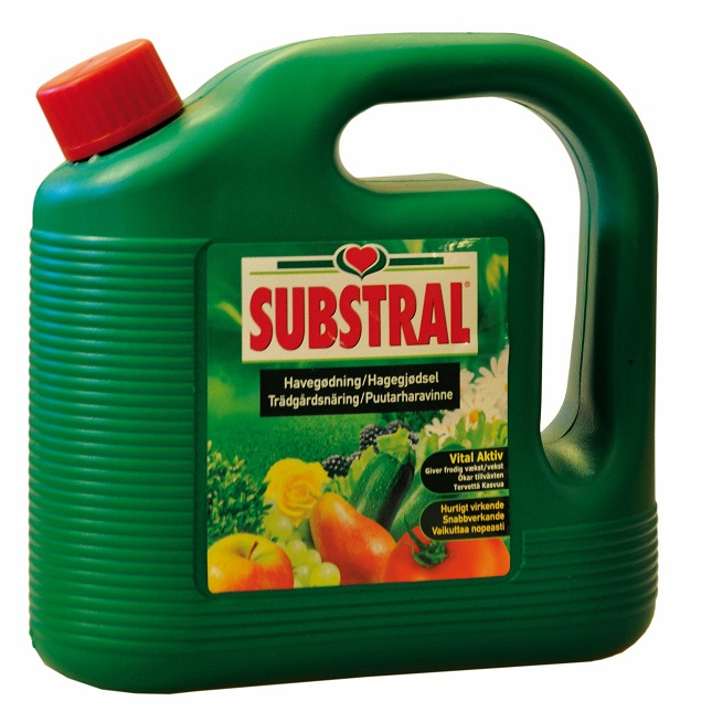 Substral Trädgårdsnäring 2l