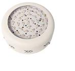 11092/LED lampa UFO-90W Fullspektrum, vit