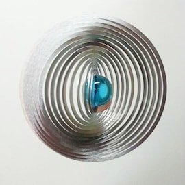 vindspel-cirkel-35-mm-turkos-glaskula-1