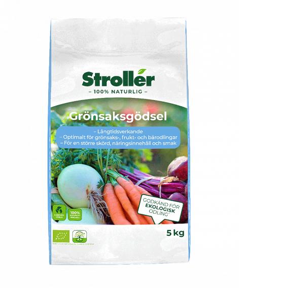 Stroller Grönsaksgödsel 5kg