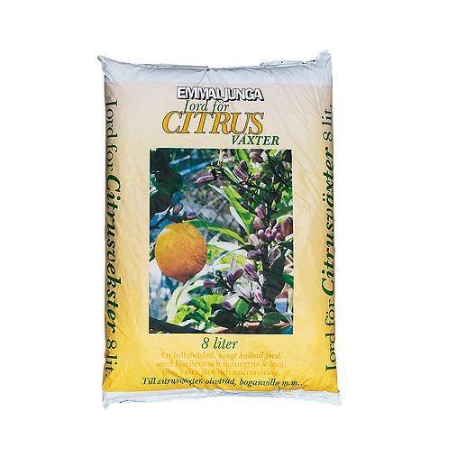 235221/Citrusjord 8 liter