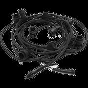 ljusslinga-extra-connecta-b22-svart-735m-1