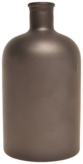 glasflaska-swans-hjd-14-cm-matt-svart-1
