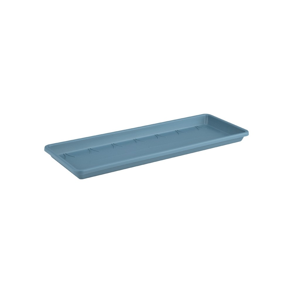 Barcelona trough saucer 50cm (vintage blue)