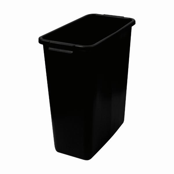 Behållare 60L svart