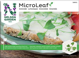 Micro Leaf, Grönkål