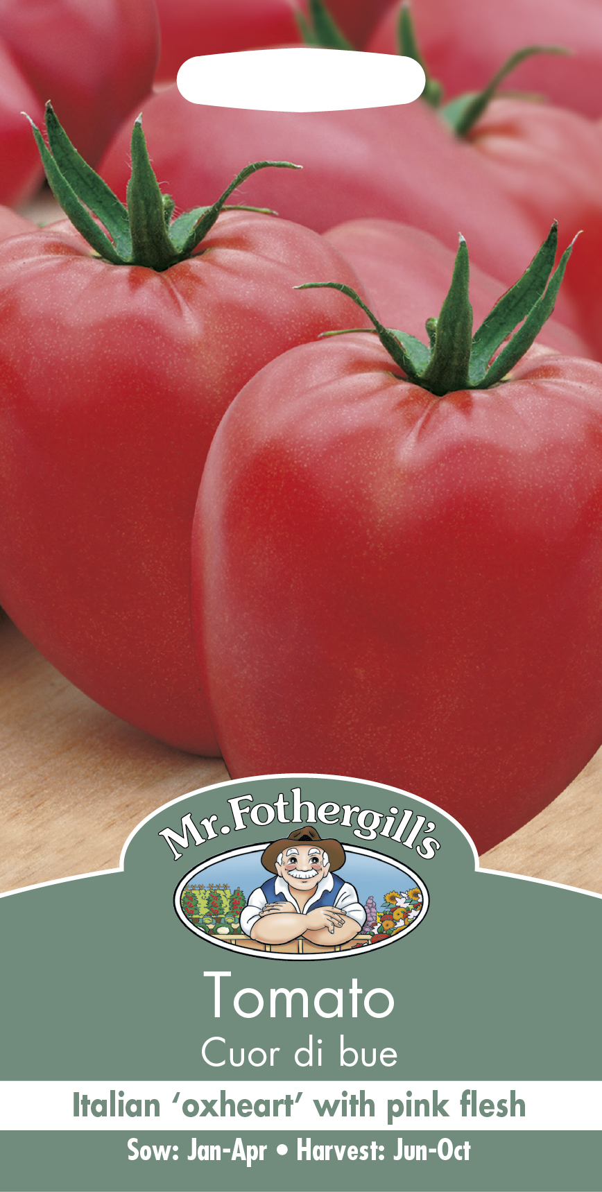 Biff-, Tomat 'Cuor di Bue