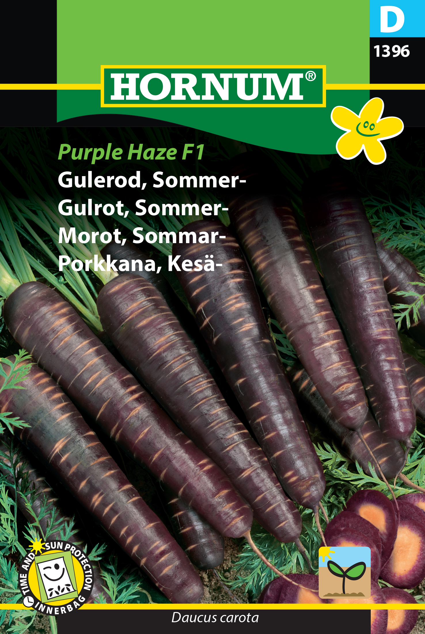 Morot, Sommar- 'Purple Haze' F1
