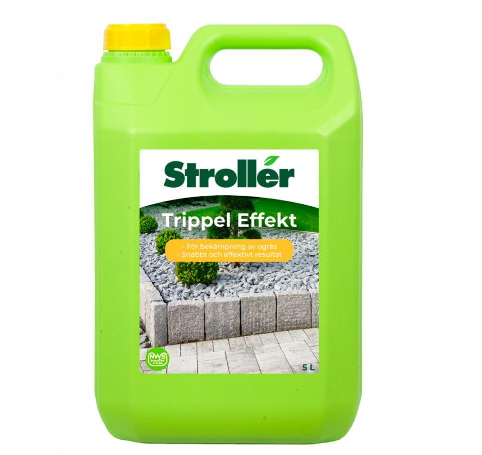 Stroller Trippel Effekt 5l