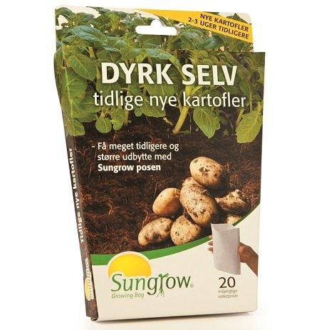 HORNUM Sungrow förgroningspåsar till potatis 20st