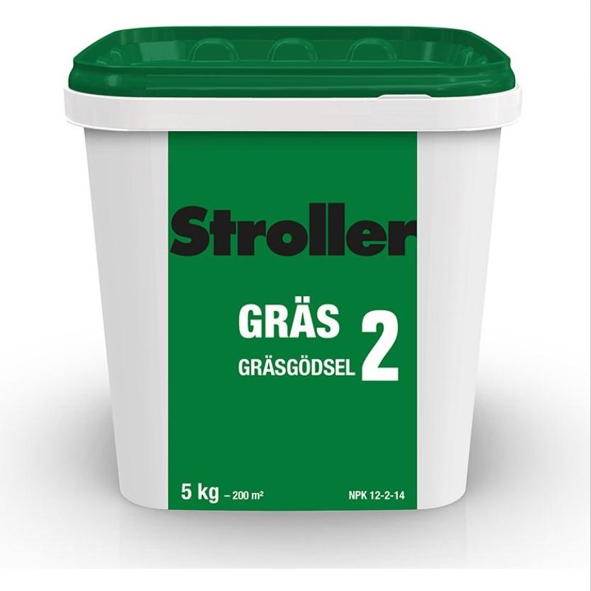 Stroller Gräsgödsel 5kg