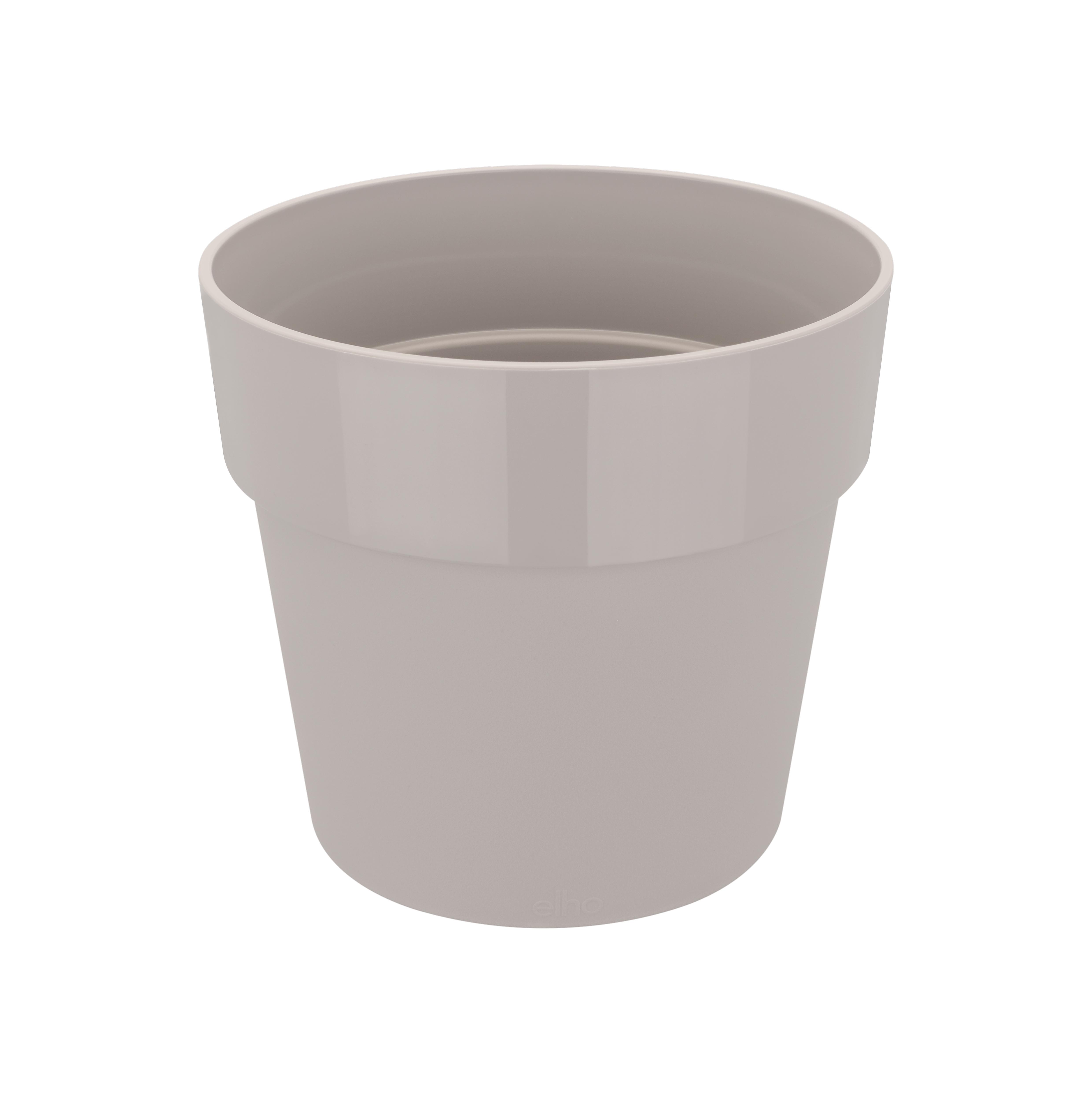 B.for original, Round, 16cm Warm Grey