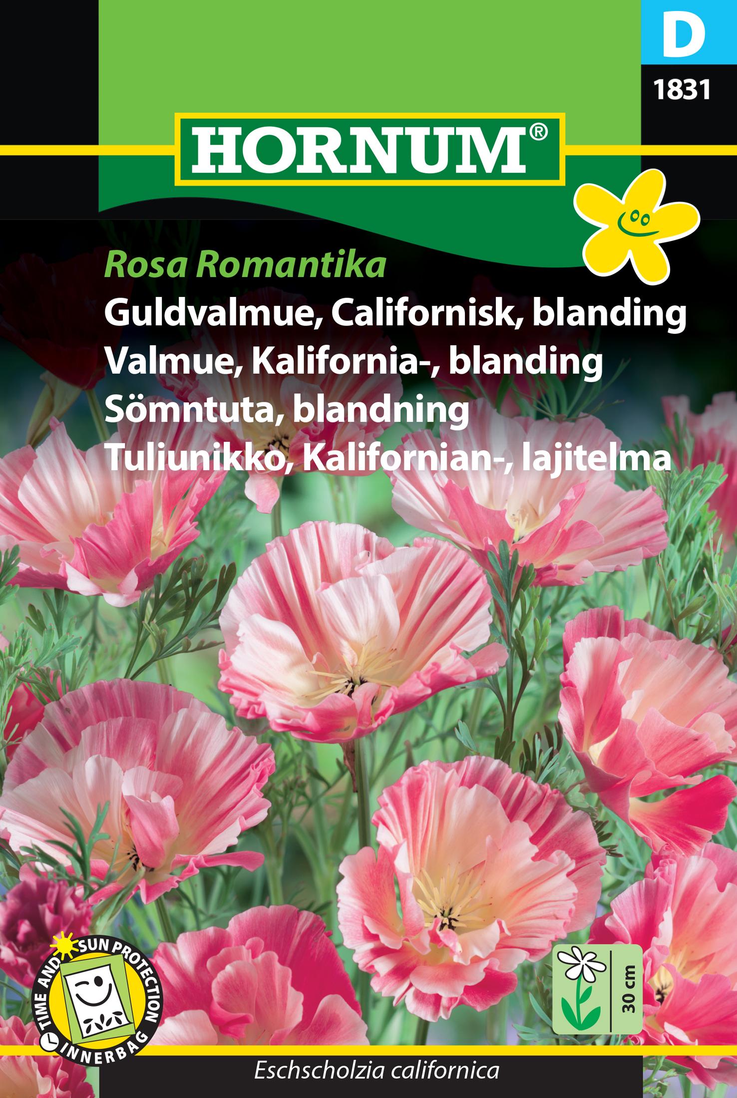 Sömntuta, 'Rosa Romantika