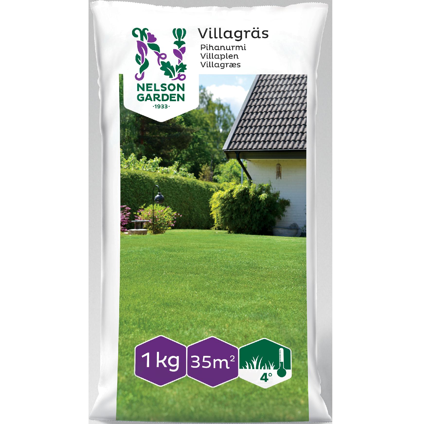 Gräsfrö Villagräs 1kg