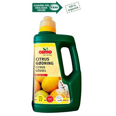 Citrusgödsel 6-1-3 1000ml