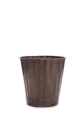 london-metallkruka-antikbrun-d20cm-1