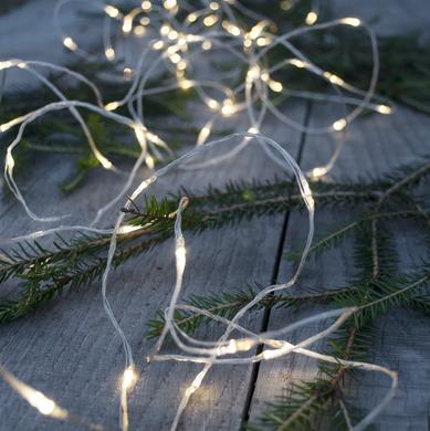 Dew Drop ljusslinga, Outdoor LED 1m