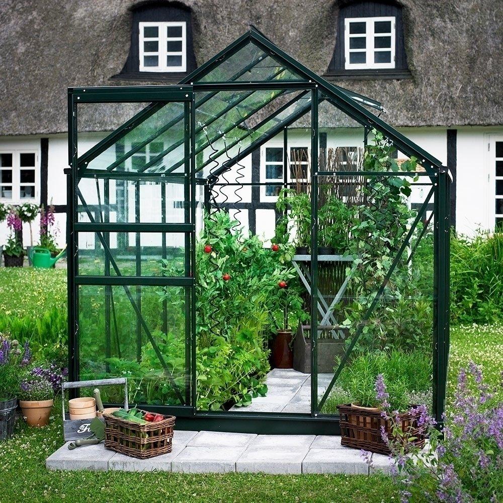 Växthus 'Popular 66' Grön
