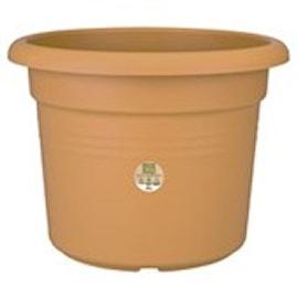 green-basics-cilinder-dia-25-cm-ljus-terracot-1