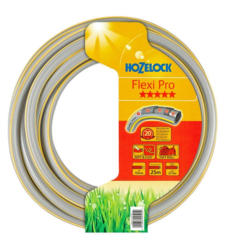 465006/Flexi Pro grå/gul 12,5x25