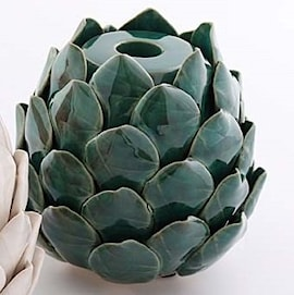 ljuslykta-lotus-grn-125x12cm-1