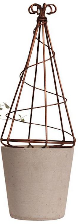 krukdekoration-koppar---pyramid-1