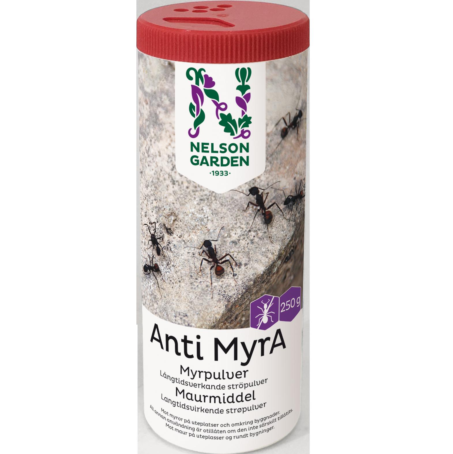 Anti Myra- Myrpulver 250g