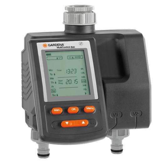 Bevattningscomputer MultiControl Duo
