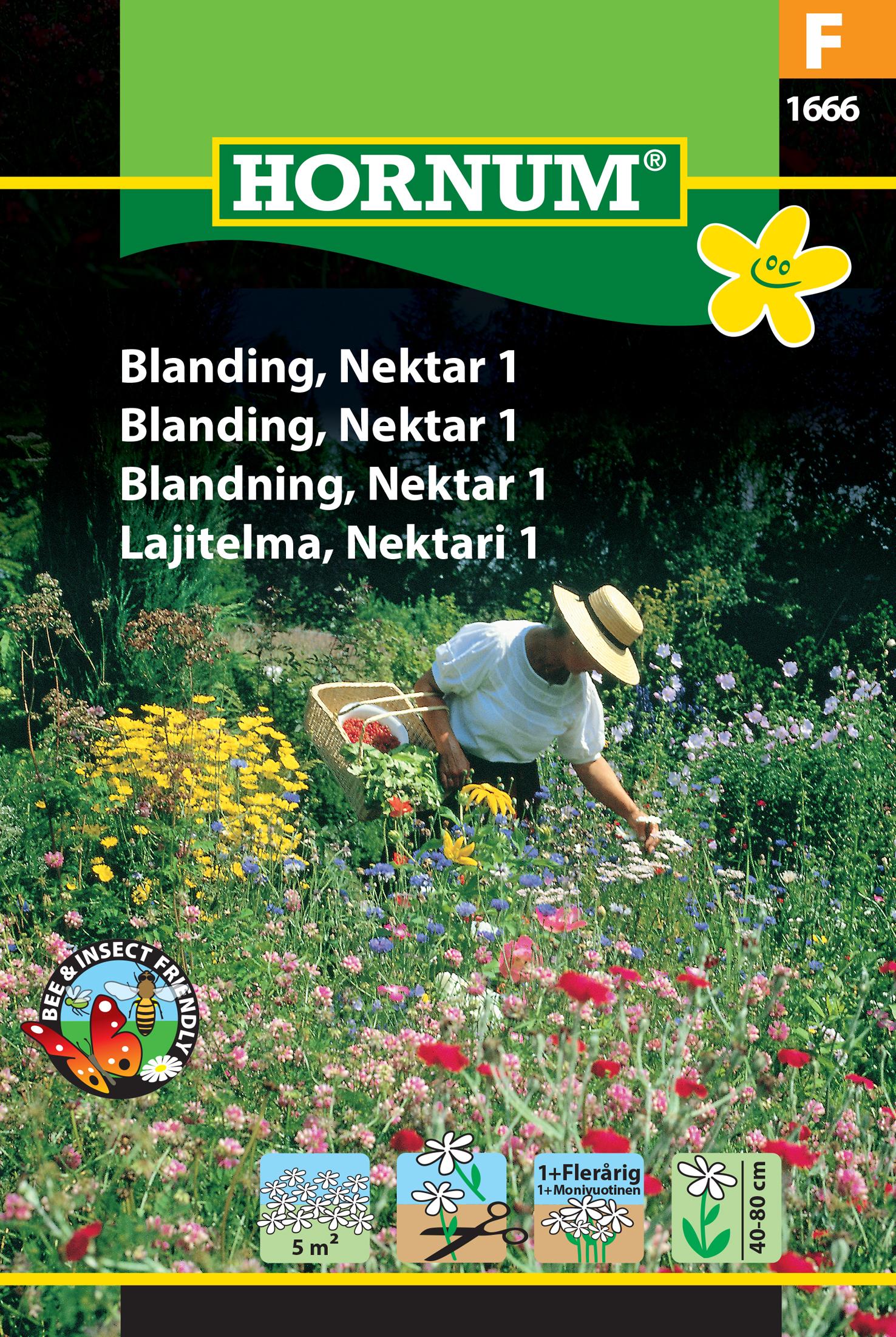 Blomster blandning, Nektar 1
