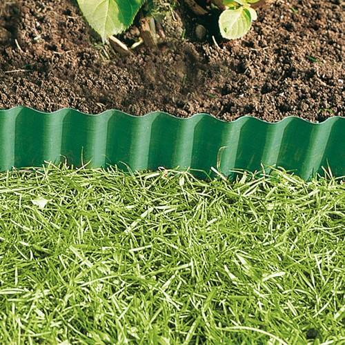 Gräskant, grön 15cm x 9m