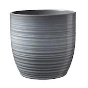 kruka-bergamo-19cm-light-gray-glaze-1