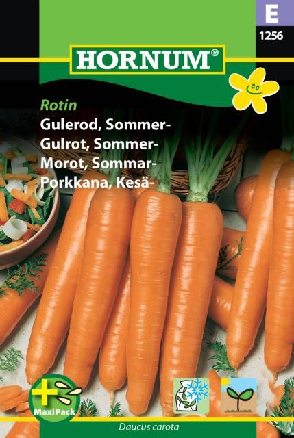 Morot, Sommar- (MaxiPack) Rotin