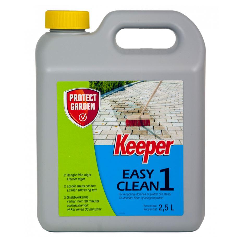 Keeper Easy Clean Rengöring 2,5l
