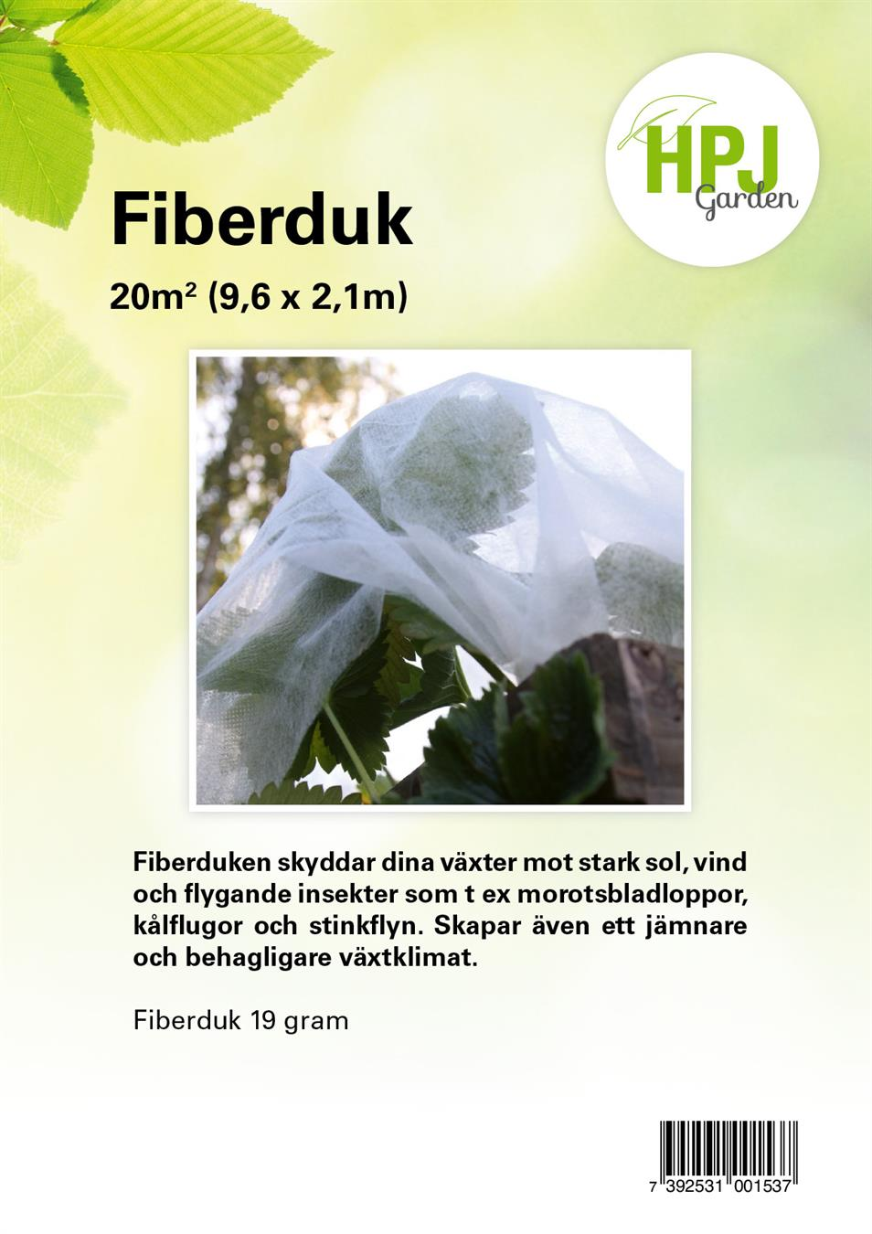 001698/Fiberduk PRO 20 kvm