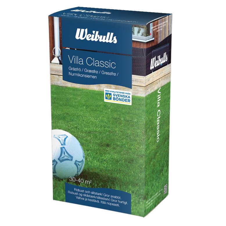 Weibulls Gräsfrö Villa Classic 1kg