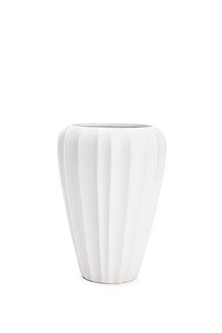 Allium Vas, mattvit D12cm