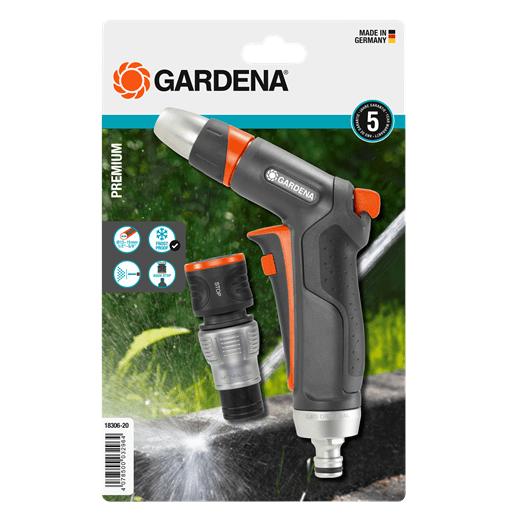 Gardena Premium Rengöringsmunstycke - set