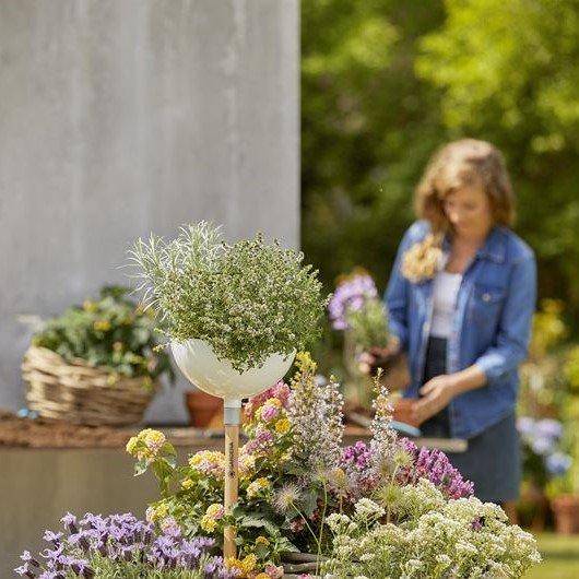 Gardena ClickUp! Planteringsskål