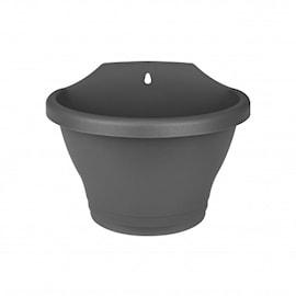 corsica-wall-basket-25cm-anthracite-1